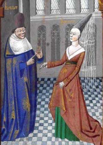 Boccaccio and Dame Fortune. University of Glasgow Library