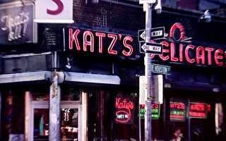 Katz's Deli: famosa casa de sanduíches
