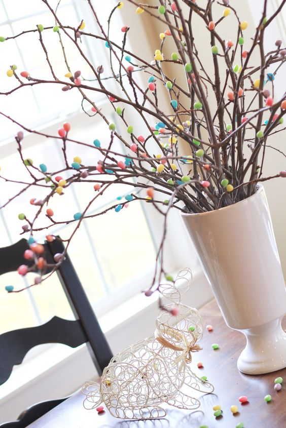 Get Crafty And Creative With These Exquisite Easter Decorations!: