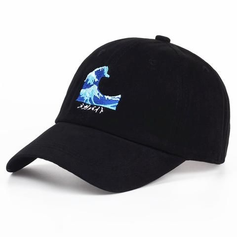 New Neutral Cotton Outdoor Baseball Cap Embroidery Fashion Sports Hat Men and Women with Patriot Hats