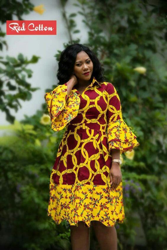 #africanprint #africanfashion