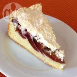 Zwetschgenkuchen mit Kokosbaiser @ de.allrecipes.com