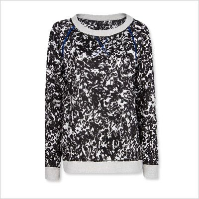 Sweatshirts That Are Too Chic for the Gym - Mango Cotton, $50; mango.com.