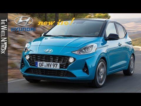 Video 2020 Hyundai I10 Hyundai Aqua Turquoise City Car
