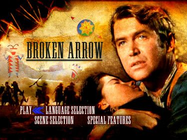 """""""Broken Arrow"""", based on the book """"Blood Brother"""", by Elliot Arnold and the history of Cochise and the Apache Indian wars.."""