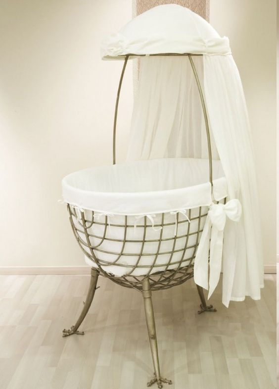 Birds Nest Cradle...for a future baby's room??