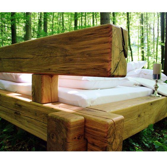 Balkenbett sumpfeiche  Balkenbett Sumpfeiche | Projects | Pinterest | Woodworking ...