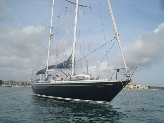 1974 Nautor Swan 65 65 008 Sail Boat For Sale Www Yachtworld Com Sailing Boat Sailing Vessel