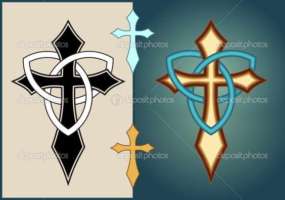 Resultado de imagen para imagenes de la santísima trinidad celta