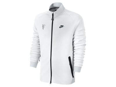 tom et jerry show - Nike Premier RF Men's Jacket, white/pure platinum/black/classic ...