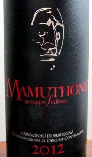 Mamuthone Cannonau DOC | tiposarda - sardische Spezialitäten Shop