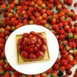 ヴォアラ洋菓子店 - 料理写真:タルトフレーズ