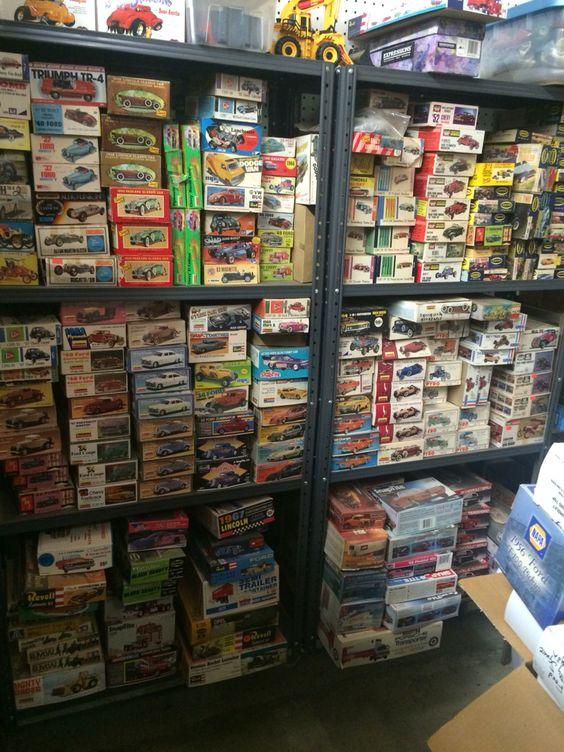 Toys Model Kits 11