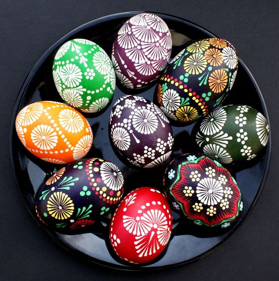 Here you'll find informations about Polish pisanki (decorated Easter eggs): Short history 8 types of Polish Easter eggs Patterns Gallery of Polish pisanki: