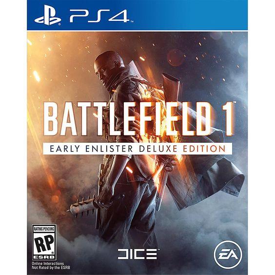 Battlefield 1 Deluxe Ps4 8236619 In 2020 Battlefield 1 Xbox
