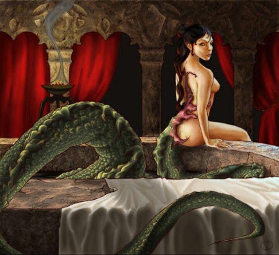 Dragon Sirena
