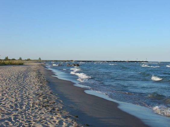 Beach Near Tawas Michigan Tawas City Photo Album Topix Tawas City Michigan Vacations Michigan City