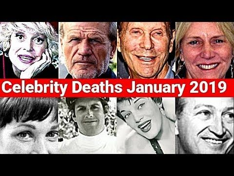 Deaths in January 2019