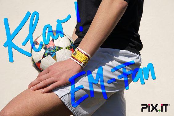 EM-Fanband-Kollektion Spanien
