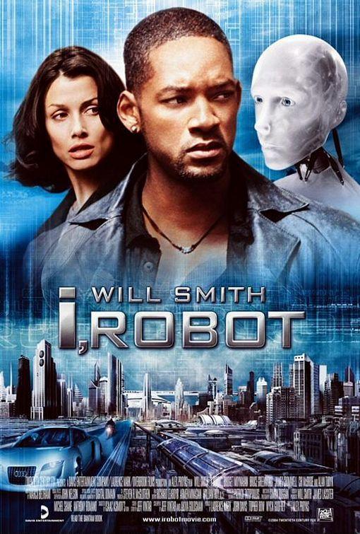 I Robot Peliculas Peliculas Cine Afiche De Pelicula