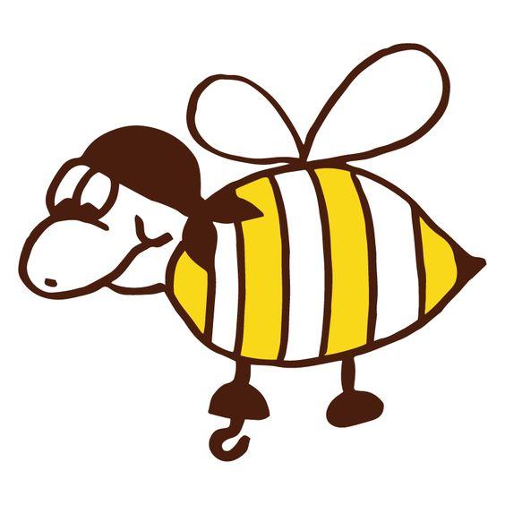 hier kommt die #kleine #süße #Piratenbiene also aufgepasst