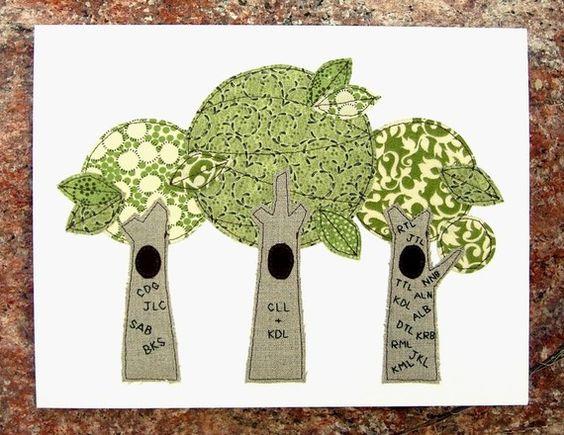 Family Tree Wedding Gift: Family Tree For Blended Families