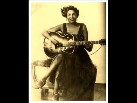 'Doctor Doctor Blues' MEMPHIS MINNIE (1935) Memphis Blues Guitar Legend