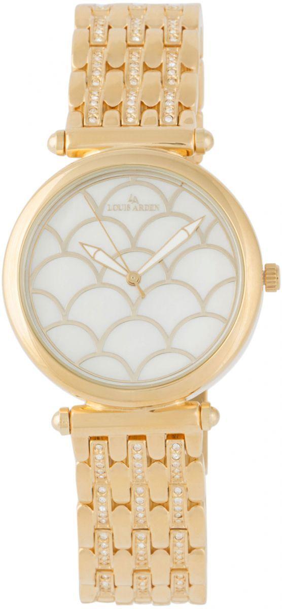 اشتري لويس اردين ساعة للنساء ستانلس ستيل La0059l ساعات السعودية سوق Bracelet Watch Clothing And Shoes Gold Watch