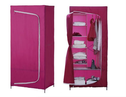 Butterfly Folding Table Ikea ~   wardrobe! The extra storage space and adjustable shelves make it easy