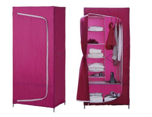 Ikea Schrank Für Staubsauger ~   wardrobe! The extra storage space and adjustable shelves make it easy