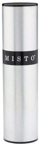 Misto Gourmet Olive Oil Sprayer  Brushed Aluminum: http://www.amazon.com/Misto-Gourmet-Sprayer-Brushed-Aluminum/dp/B00004SPZV/?tag=monmak04-20
