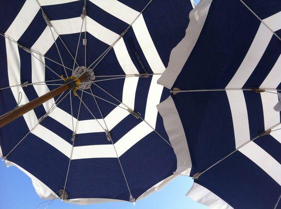 #Capri #Italy #Umbrellas