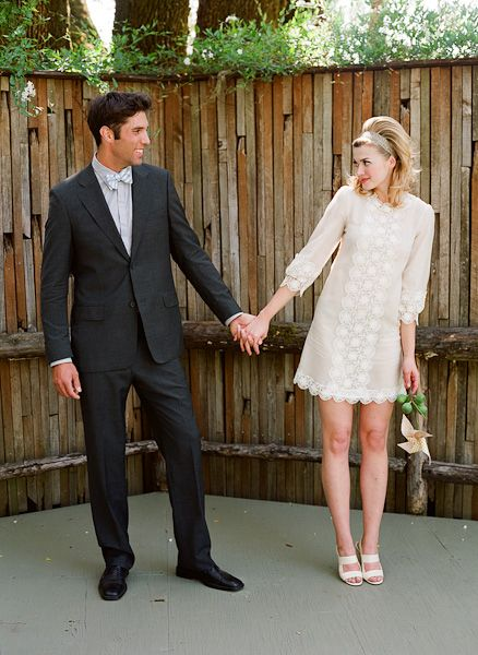 Planning your special day? Try a wedding party dress with a 60s twist. | The Man From U.N.C.L.E.