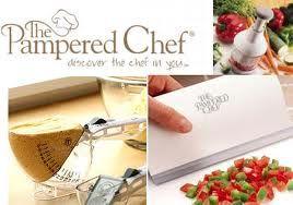 I love Pampered Chef