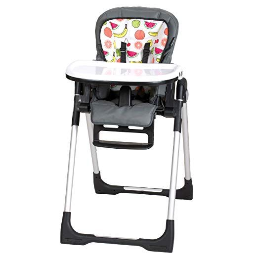 Baby Trend Deluxe High Chair Fruit Punch Review High Chair Baby Trend Chair