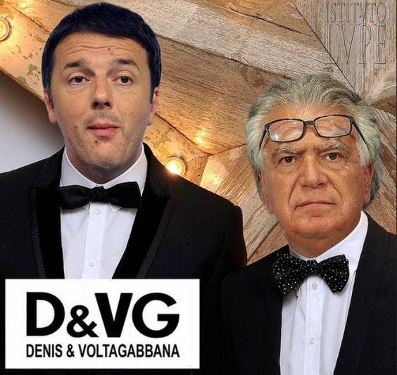 Dolce & (l'Ala del) Gabbiano