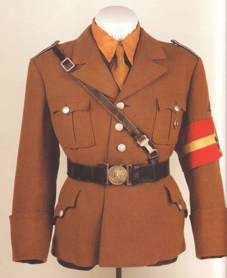 Nazi Brown Coats Coat Nj