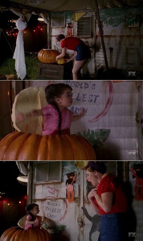 "#AmericanHorrorStory #FreakShow | S04E03 ""Edward Mordrake: Part 1"" | FX"