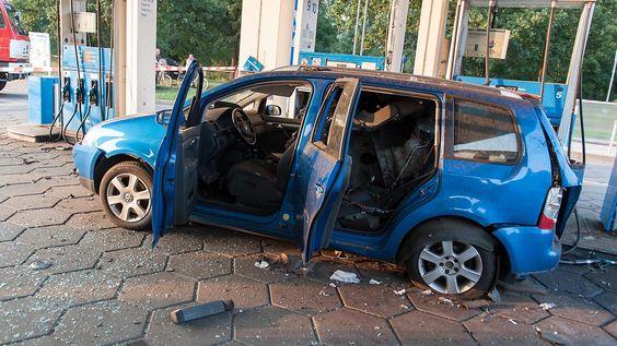Aral empfiehlt Verkaufsstop von Erdgas: Touran-Explosion könnte gravierende Folgen für VW haben
