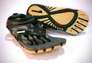 Sazzi Individual Toed Sandals