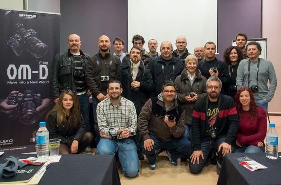 Realizado el primer Fotowalk Madrid con Olympus | Joan Vendrell