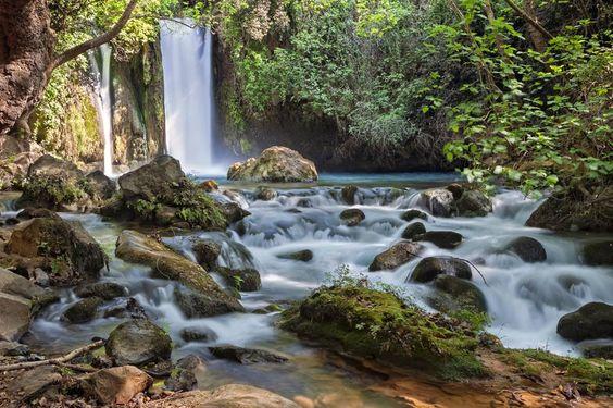 Banias Nature Reserve.