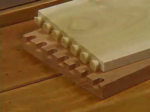 Single Pass Half Blind Dovetails 1 On The Leigh D4r Pro Dovetail Jig Youtube Dovetail Jig Leigh Dovetail Jig Box Joints