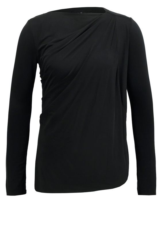Needle & Thread Longsleeve black