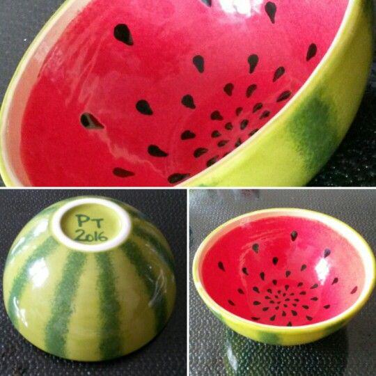 Ceramic bowl painting designs