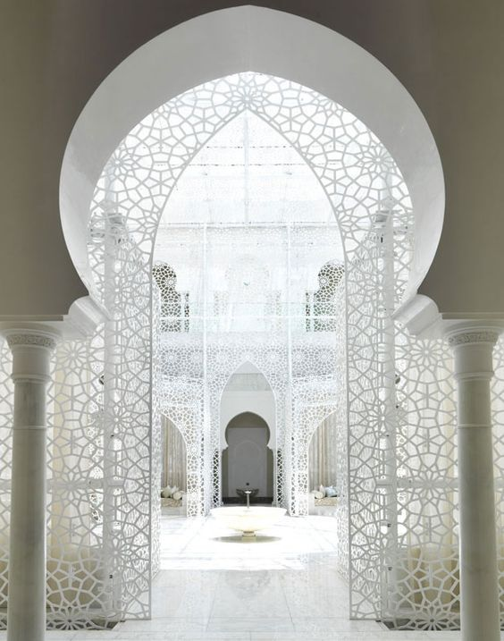 ROYAL MANSOUR MARRAKECH. Image by Nicolas Buisson. www.withlovefromkat.com