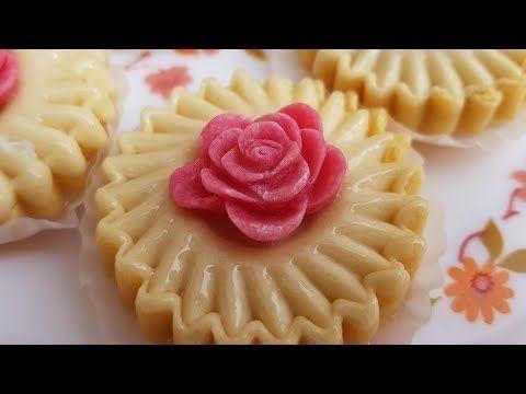 جديد حلوة اللوز بريستيج راقية وسهلة التحضير و بشكل حصري لمطبغ العائلة Youtube Persian Desserts Cookies Recipes Christmas Desserts