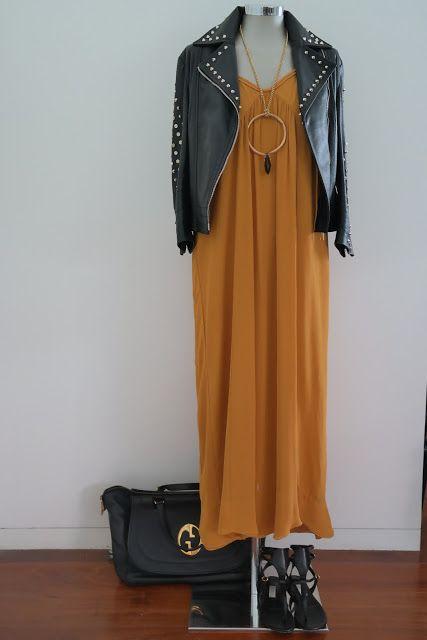 I Dress Your Style: VESTIDO COMPRIDO ZARA!