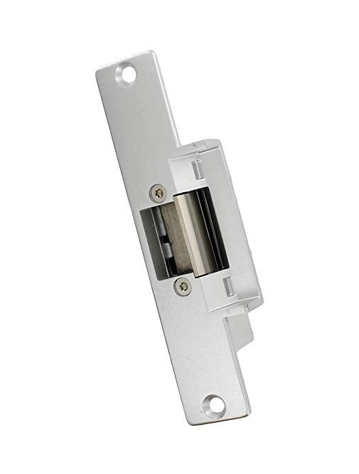 Leviton 79a00 1 12 Volt Dc Electric Door Strike With Access Control Review Door Strikes Leviton Home Security Systems