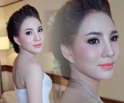 50 เทรนด์การแต่งหน้าสำหรับเจ้าสาว จากเม&#3588 - Thainarak.net